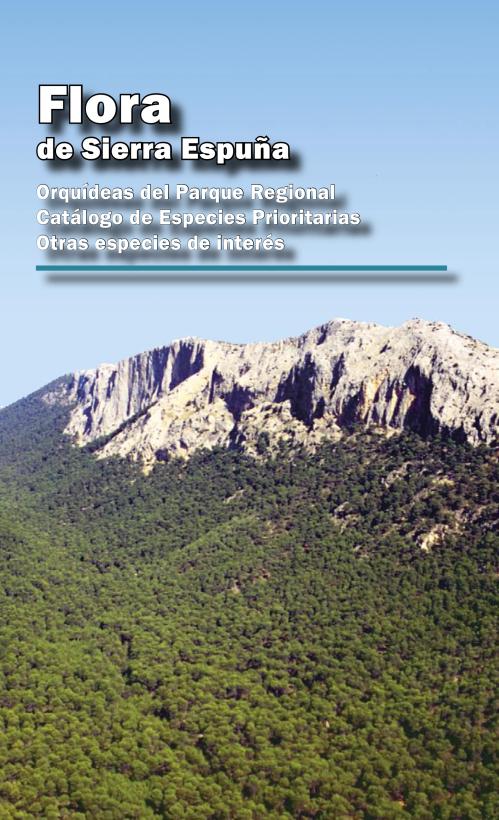 Flora de Sierra Espuña